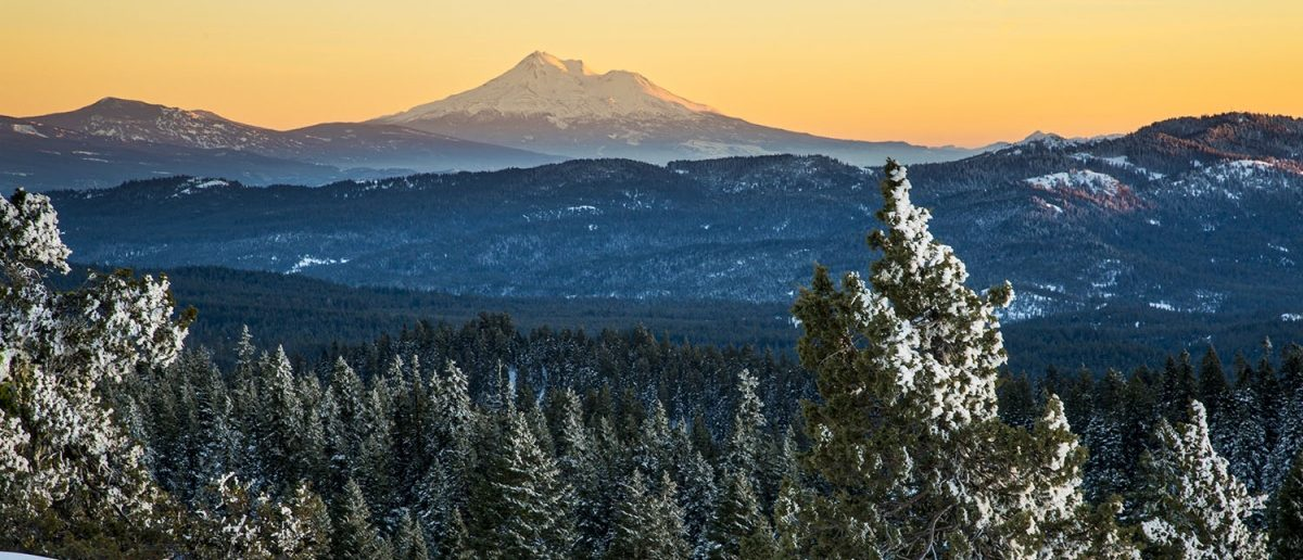 Cascade-Siskiyou National Monument in Oregon. Photo by Bureau of Land Management.