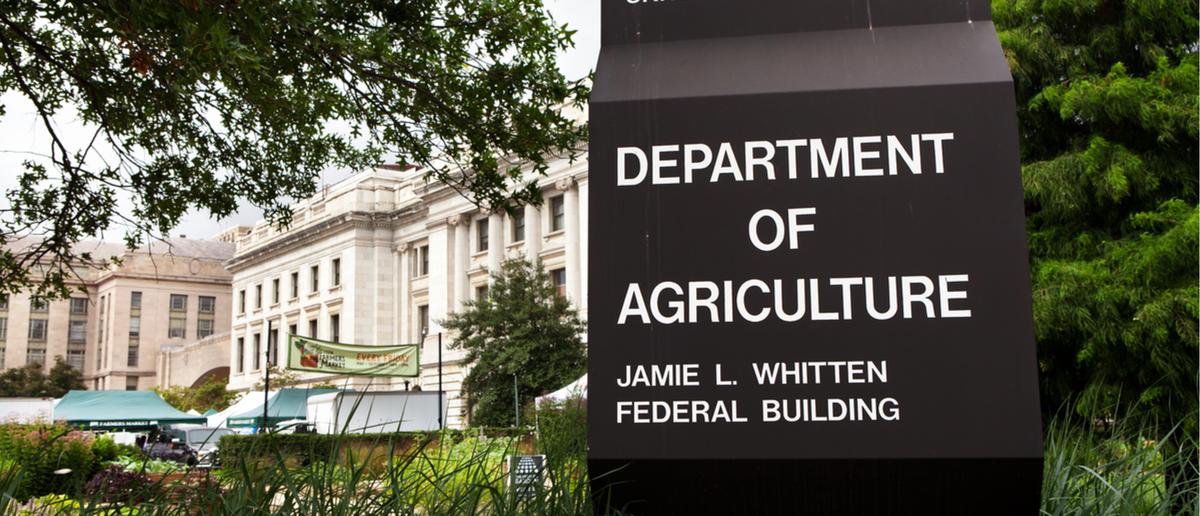 USDA's headquarters (Photo: Shutterstock/ Mark Van Scyoc)