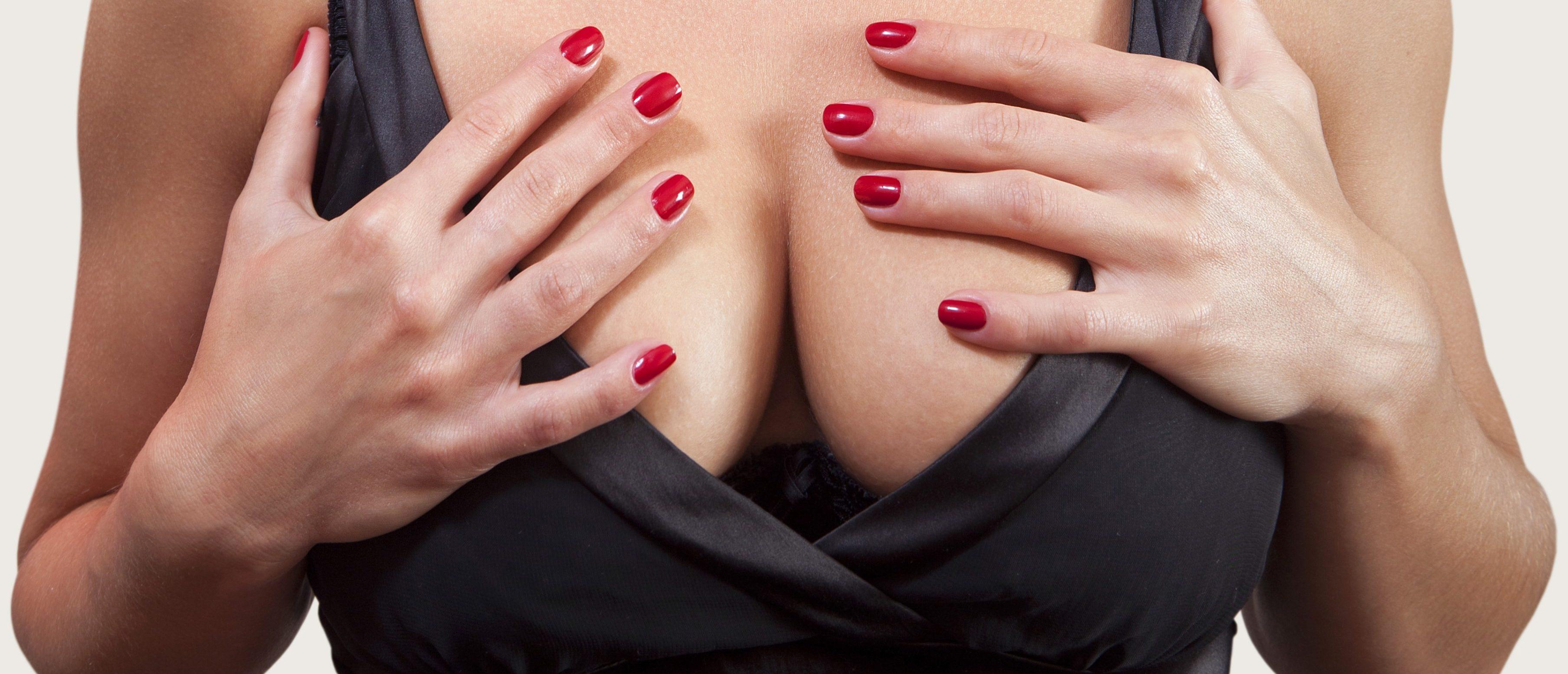 Breasts (Shuterrstock)