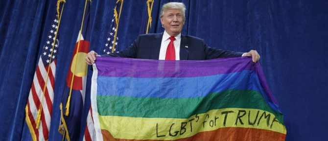 Gay Activists Still Grasping At Straws: Claim Trump's 'AIDS Day' Statement Left Out LGBTs, But So Did Obama's