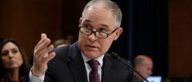 Trump's EPA Chief Releases More Than 7,000 Emails To Soros-Funded Group