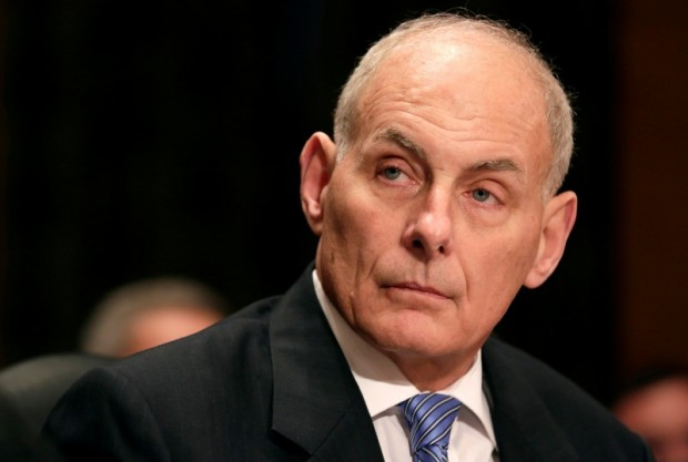 Retired General John Kelly has been confirmed as Secretary of Homeland Security, a sprawling department responsible for everything from domestic antiterrorism to border security and disaster prevention. REUTERS/Joshua Roberts