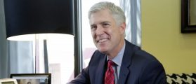 Gorsuch Appears Deeply Concerned With Growth Of Agency Power