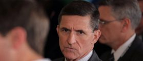 Flynn Refuses To Turn Over Docs To Senate 'Fishing Expedition'