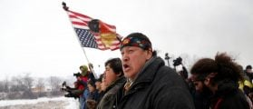 Dakota Protesters Declare Victory As Pipeline's Construction Nears Completion