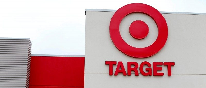 FILE PHOTO - A newly constructed Target store is shown in San Diego, California May 17, 2016. REUTERS/Mike Blake/File Photo