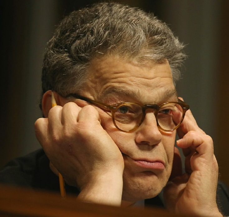 Al Franken Getty Images/Mark Wilson