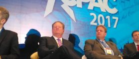 Ed Schultz At CPAC: Trump Promised America's Heartland A Deal