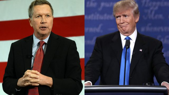 Kasich, Trump to Sit Down For Long Overdue Meeting