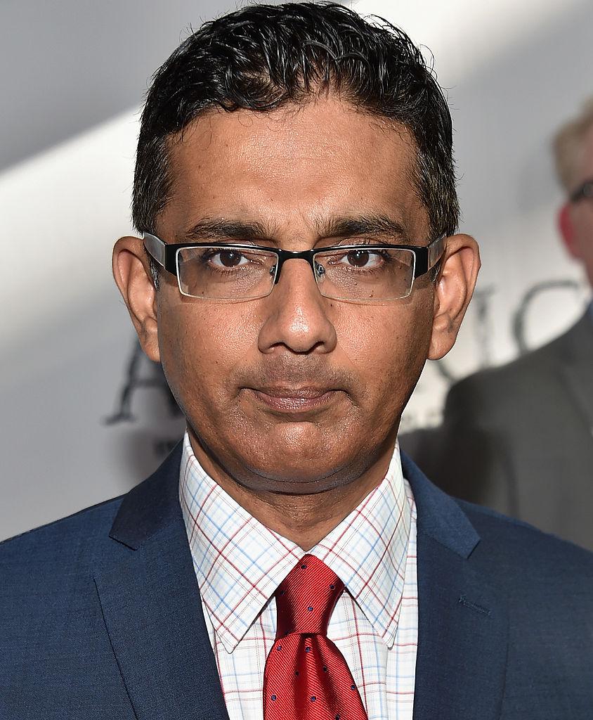 Dinesh D'Souza (Getty Images)