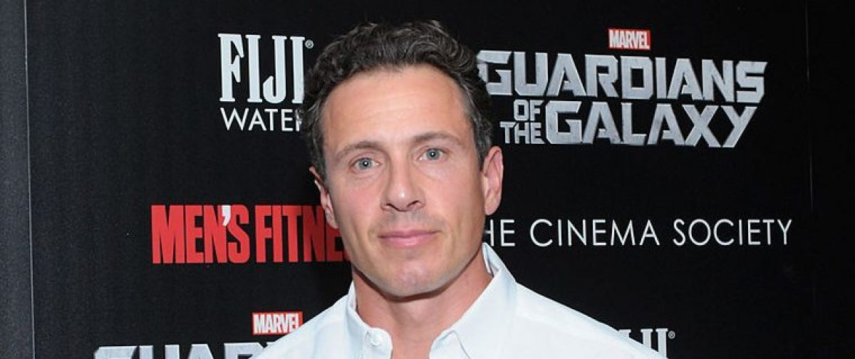 """NEW YORK, NY - JULY 29: CNN anchor Chris Cuomo attends The Cinema Society with Men's Fitness & FIJI Water host a screening of """"Guardians of the Galaxy"""" on July 29, 2014 in New York City. (Photo by Andrew Toth/Getty Images for FIJI Water)"""