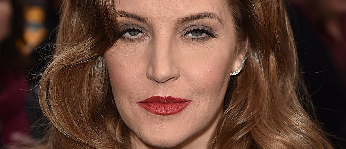 """Lisa Marie Presley attends the premiere of Warner Bros. Pictures' """"Mad Max: Fury Road"""" at TCL Chinese Theatre on May 7, 2015 in Hollywood, California. (Photo by Kevin Winter/Getty Images)"""