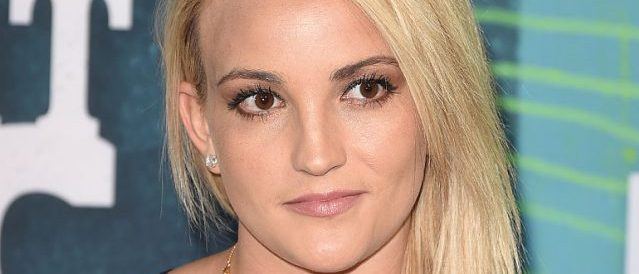Jamie Lynn Spears attends the 2015 CMT Music awards at the Bridgestone Arena on June 10, 2015 in Nashville, Tennessee. (Photo by Jason Merritt/Getty Images)