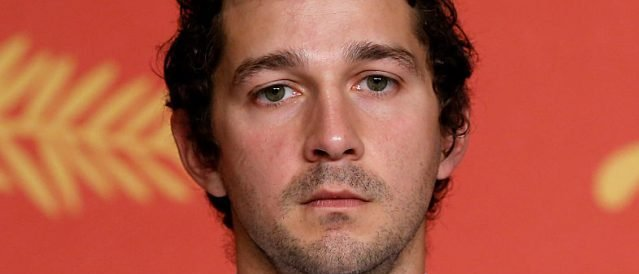 Actor Shia LaBeouf attends the 'American Honey' press conference during the 69th annual Cannes Film Festival at the Palais des Festivals on May 15, 2016 in Cannes, France. (Photo by Pool/Getty Images)