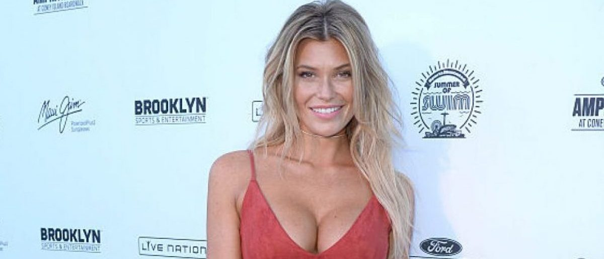Samantha Hoopes (Credit: Getty Images/Andrew Toth)