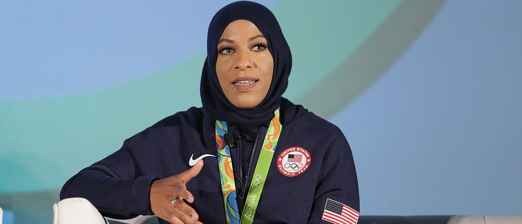 Ibtihaj Muhammad (Getty Images)
