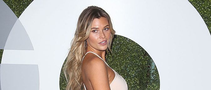 Model Samantha Hoopes attends the 2016 GQ Men of the Year Party at Chateau Marmont on December 8, 2016 in Los Angeles, California.  (Photo by Jesse Grant/Getty Images)
