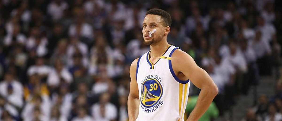 WHITTINGTON: How NASA turned Steph Curry's Moon Landing Denial Into PR Gold   The Daily Caller