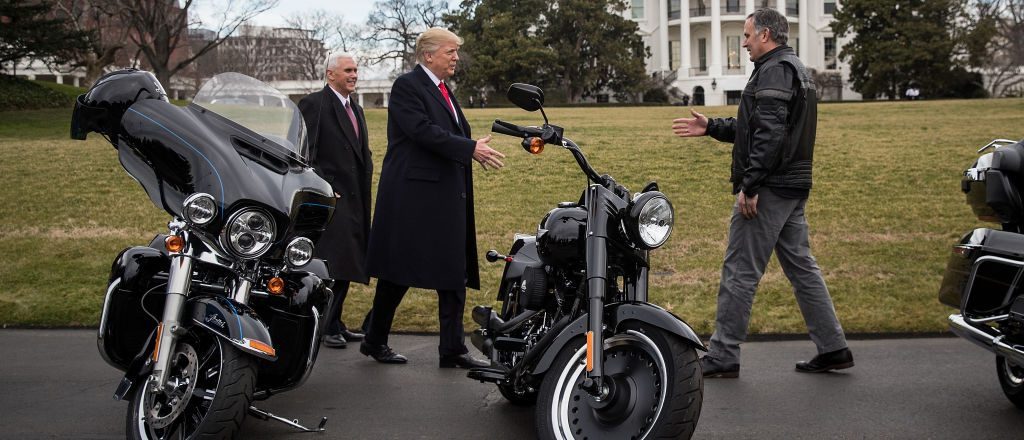 harley davidson executive summary Harley davidsonexecutive summary size up analysis harley davidson is a leader in the motorcycle manufacturing industry that mainly competes in the heavyweight.