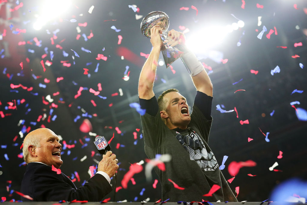 Tom Brady (Photo credit: Getty Images)