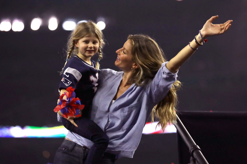 Gisele Super Bowl 51 (Photo credit: Getty Images)
