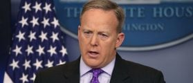 The White House Hand-Picked Reporters To Attend An Informal Briefing. What Spicer Said In It.