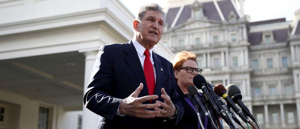 Joe Manchin (Getty Images)