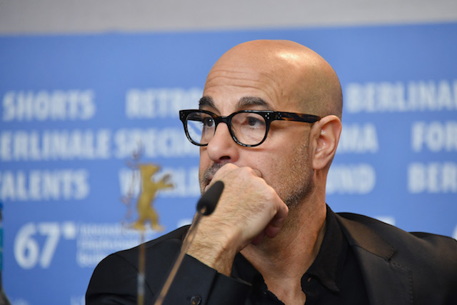 BERLIN, GERMANY - FEBRUARY 11: Stanley Tucci attends the 'Final Portrait' press conference during the 67th Berlinale International Film Festival Berlin at Grand Hyatt Hotel on February 11, 2017 in Berlin, Germany. (Photo by Pascal Le Segretain/Getty Images)