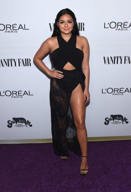 WEST HOLLYWOOD, CA - FEBRUARY 21: Actor Ariel Winter attends Vanity Fair and L'Oreal Paris Toast to Young Hollywood hosted by Dakota Johnson and Krista Smith at Delilah on February 21, 2017 in West Hollywood, California. (Photo by Emma McIntyre/Getty Images for Vanity Fair)