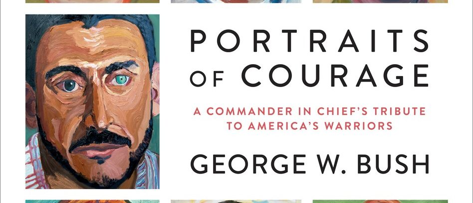 Portraits of Courage book cover (courtesy of Penguin)