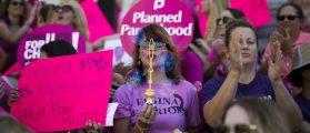 Planned Parenthood (Credit: REUTERS/Mario Anzuoni)
