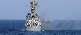 Iranian-Backed Rebels Bombed Ship With Explosive Drone Boats