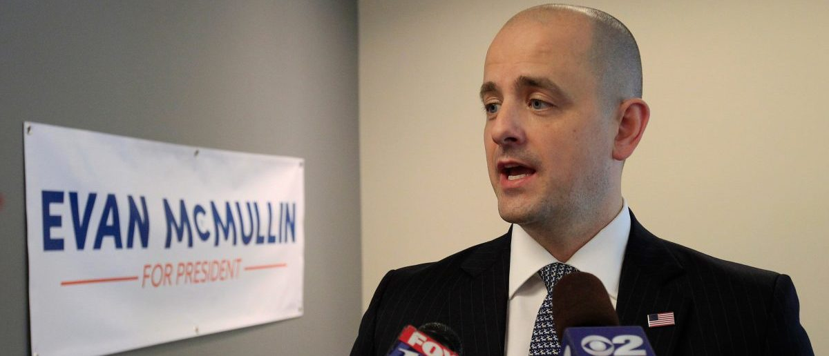"'Never Trump' Candidate Unable To Pay Off Massive Campaign Debt - ""Evan McMullin, the former CIA officer who ran for president last year, still owes $670,000 to campaign vendors, a staggering sum..."""
