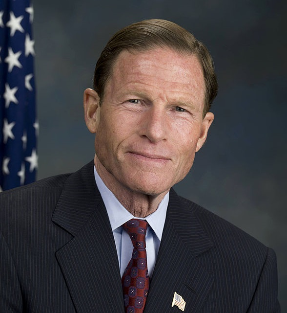 Richard Blumenthal public domain