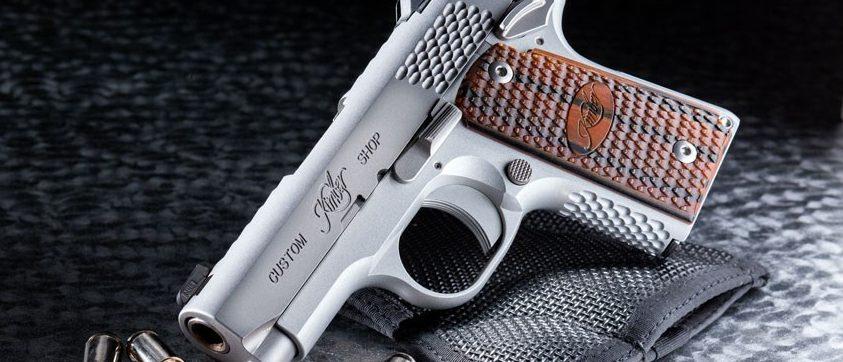 Gun Test: Kimber Micro 9 Stainless Raptor Pistol   The Daily Caller