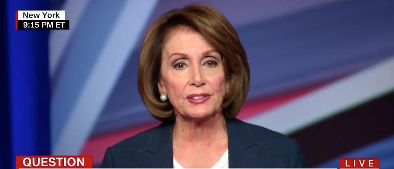 Nancy Pelosi (CNN)