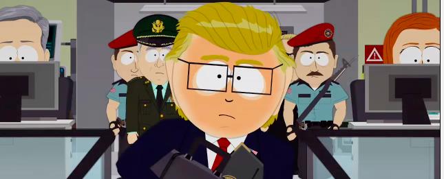 South Park (photo: YouTube Screenshot)