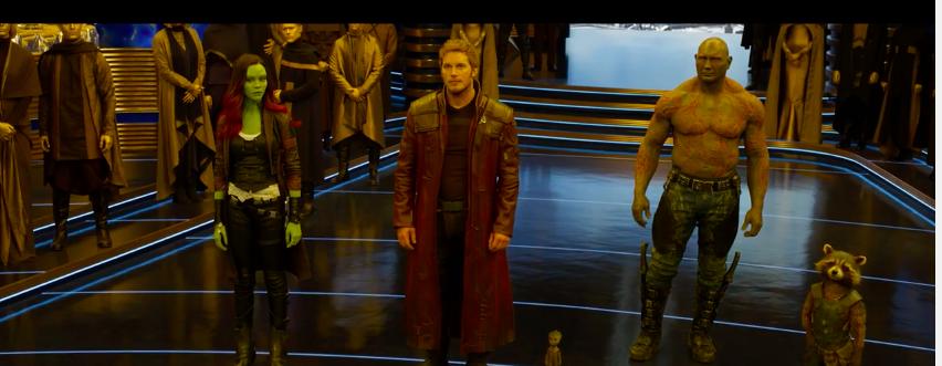 Guardians of the Galaxy: Vol 2 (photo: YouTube Screenshot)