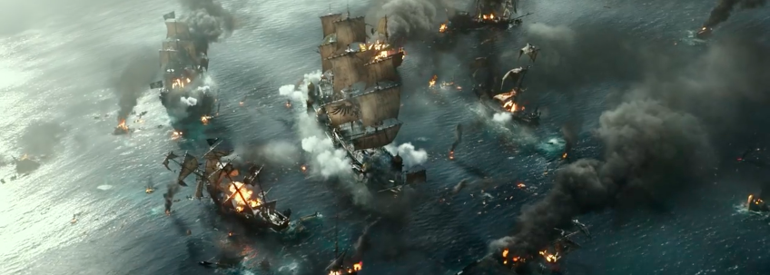Pirates of the Caribbean: Dead Men Tell No Tales (photo: YouTube Screenshot)