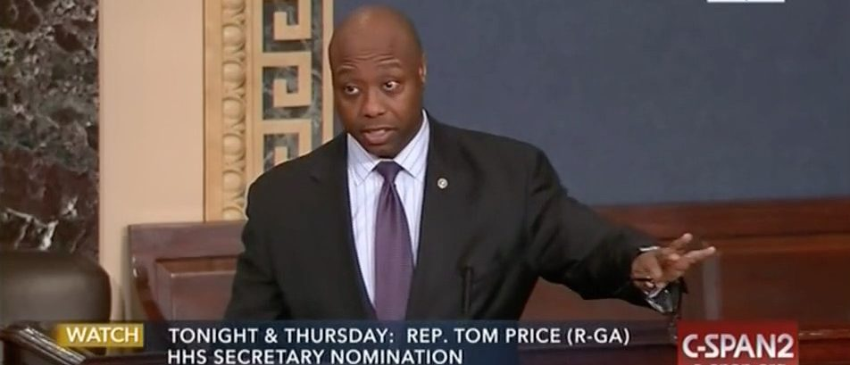 Tim Scott (CSPAN 2)