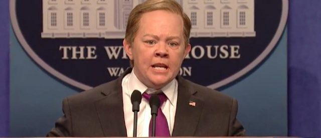 Sean Spicer Saturday Night Live