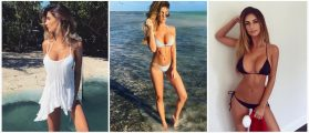 This Model's Bikini Photos Are Straight Fire
