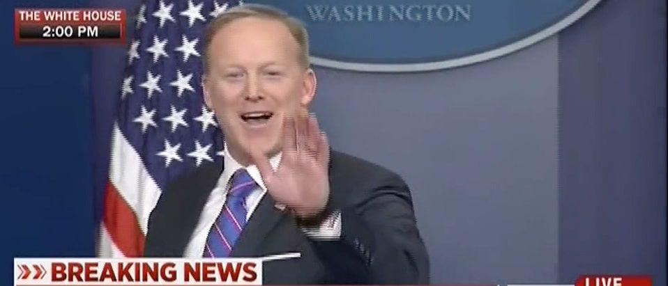 Sean Spicer (MSNBC)