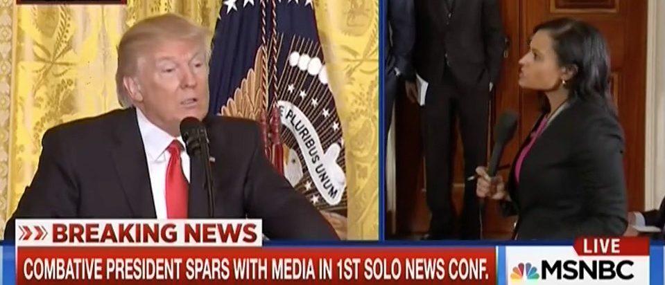 Donald Trump (MSNBC)