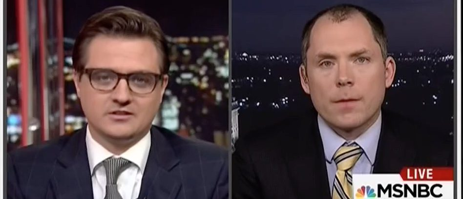 Chris Hayes, Tim Carney (MSNBC)