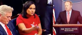 MSNBC's Latest Commercial Features The Ongoing Sean Spicer-Kristen Welker Conflict [VIDEO]