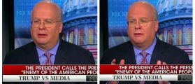 Rove Cautions Trump Against Getting Hung Up On The Media — 'The Bigger Problem Is…' [VIDEO]