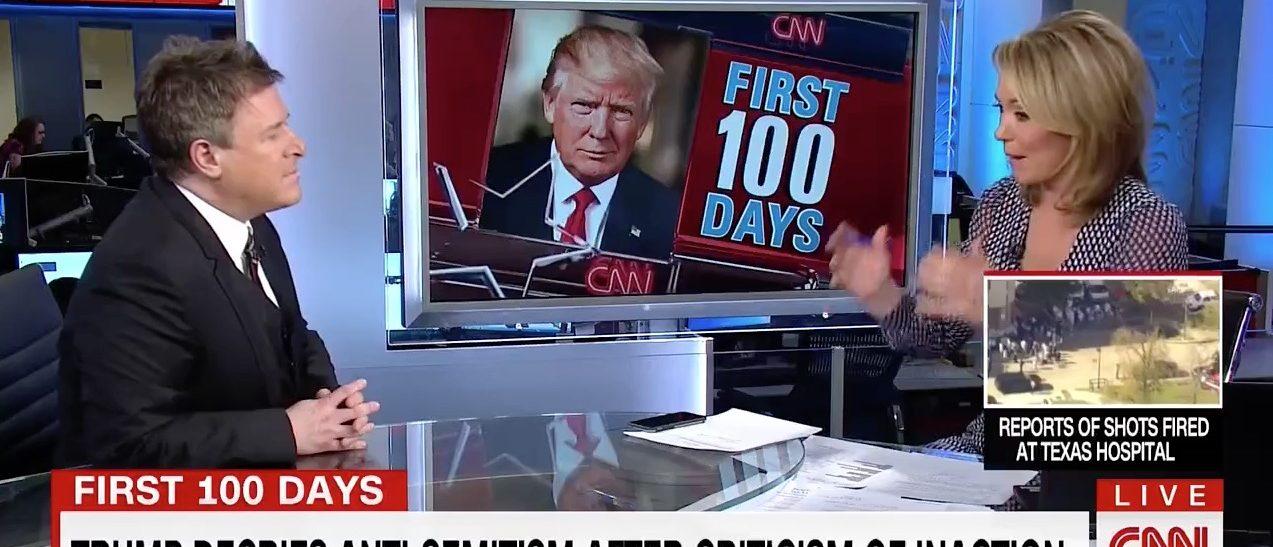 Steven Goldstein, Brooke Baldwin (CNN)