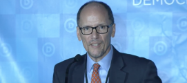 Tom Perez Squeaks Past Keith Ellison To Win Race For DNC Chairman