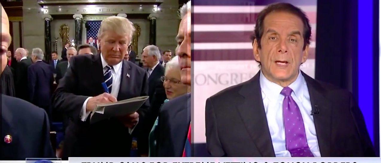 Charles Krauthammer (Fox News)